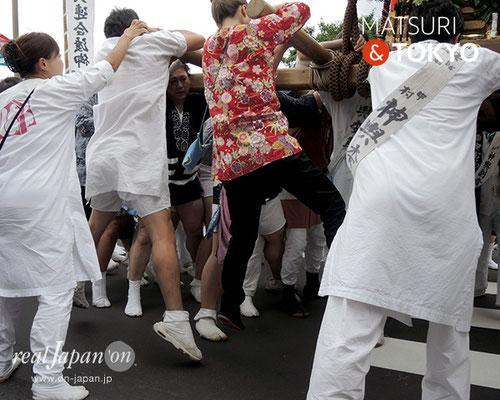 平成29年度「羽田まつり」中村祭友會 2017年7月30日 HND17_015