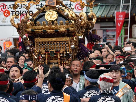 〈神田祭 2017.5.14〉神田佐久間町四丁目町会 ©real Japan'on -knd17-036