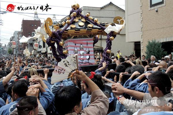 二之宮・本社神輿渡御〈浅草象一〉@2013.05.19