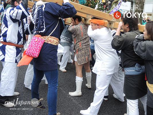 〈建国祭 2019.2.11〉川崎道祖神 ©real Japan'on : kks19-023