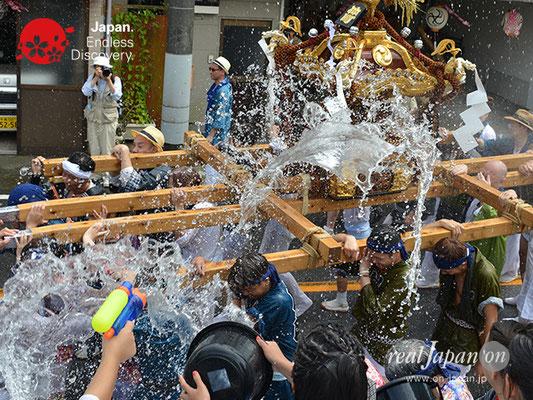 〈八重垣神社祇園祭〉仲町区 @2017.08.05 YEGK17_027