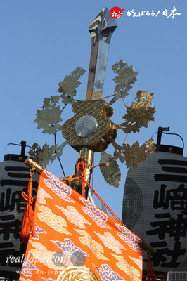 〈三崎稲荷神社例大祭〉 @2012.05.05