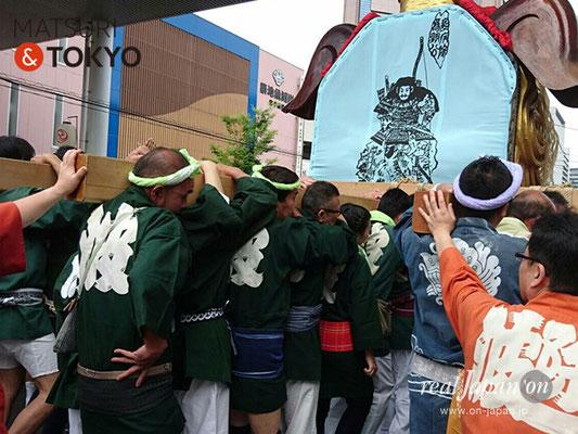 つきじ獅子祭 2017年6月11日【築四町会】TKJSS17_014