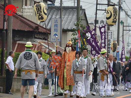 〈八重垣神社祇園祭〉神社神輿渡御 @2017.08.04 YEGK17_003