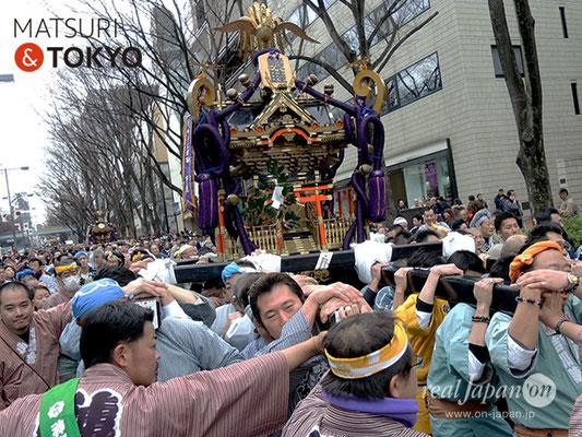 〈建国祭 2018.2.11〉鯱睦連合 ©real Japan'on : kks18-022