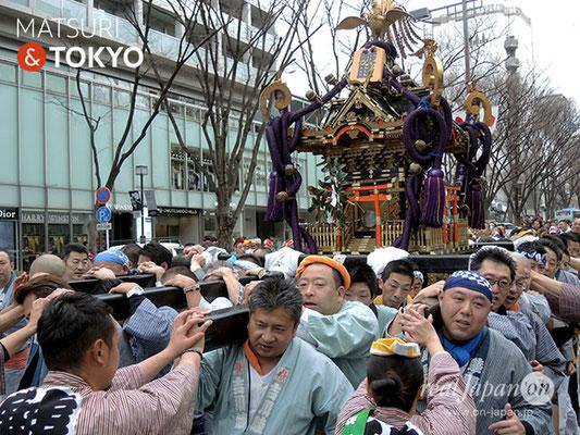 〈建国祭 2018.2.11〉鯱睦連合 ©real Japan'on : kks18-021