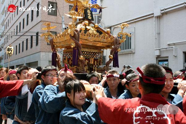 湯島天満宮例大祭〈春木会〉@2012.05.27