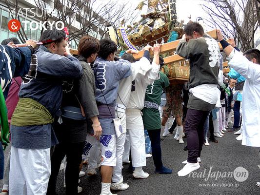 〈建国祭 2018.2.11〉 川崎道祖神 ©real Japan'on : kks18-028
