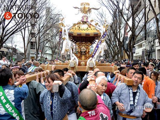 〈建国祭 2018.2.11〉會津祭好会 ©real Japan'on : kks18-017