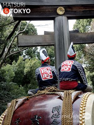 〈建国祭 2018.2.11〉 立川同心會 ©real Japan'on : kks18-032