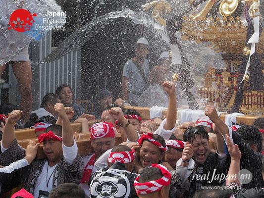 〈八重垣神社祇園祭〉西本町区 @2017.08.05 YEGK17_034