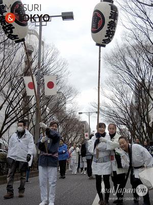 〈建国祭 2018.2.11〉會津祭好会 ©real Japan'on : kks18-016