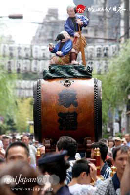 三社祭〈浅草象潟〉 @2013.05.19