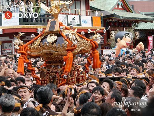 〈神田祭 2017.5.14〉神田佐久間町三丁目町会 ©real Japan'on -knd17-039