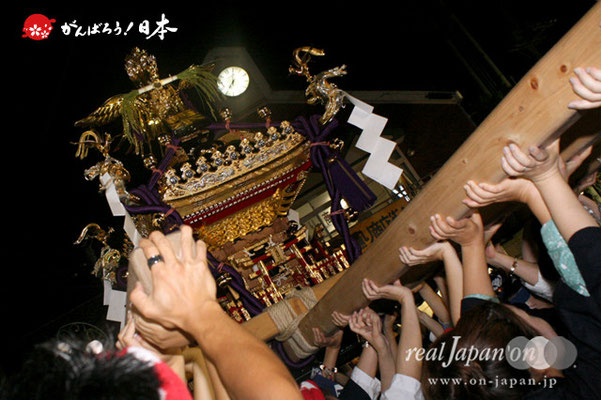〈八重垣神社祇園祭〉西本町区 @2012.08.04