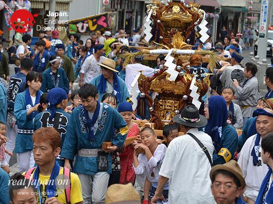 〈八重垣神社祇園祭〉仲町区 @2017.08.05 YEGK17_025