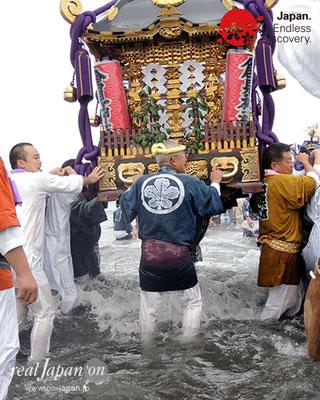 2017年度「浜降祭」倉見  倉見神社 2017年7月17日 HMO17_019
