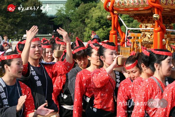 〈神田祭〉@2009.05.10