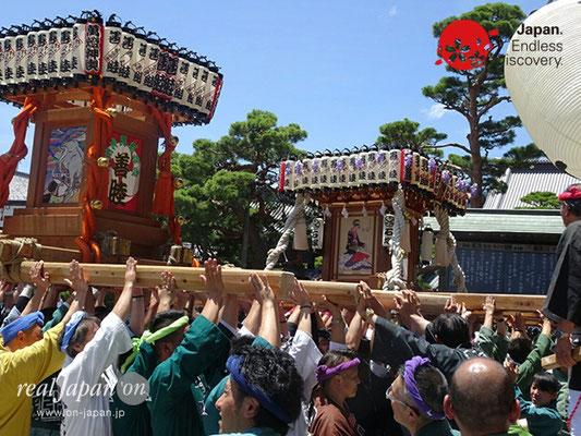 善光寺表参道夏祭り 2018年7月1日 ZKJ18_006