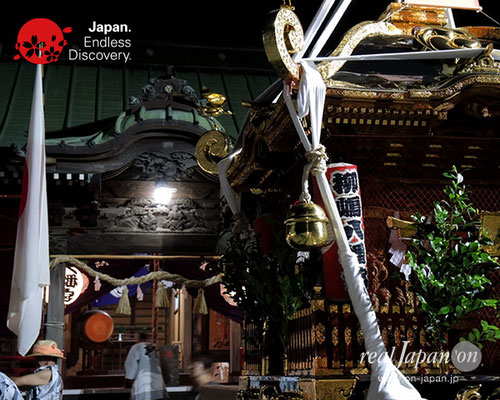 2017年度「浜降祭」柳島 八幡宮 2017年7月17日 HMO17_002
