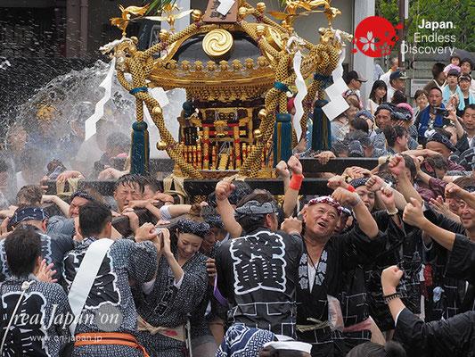 〈八重垣神社祇園祭〉上出羽町区  @2017.08.05 YEGK17_039