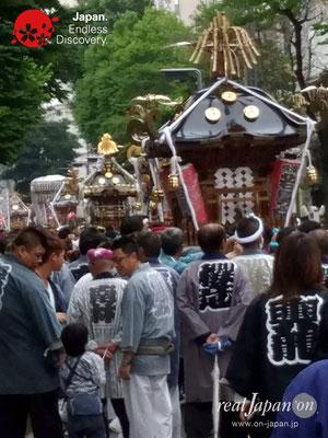 2017年 横浜開港祭 みこしコラボレーション YH17_011