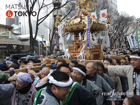 〈建国祭 2019.2.11〉萬歳會四の会 ©real Japan'on : kks19-008