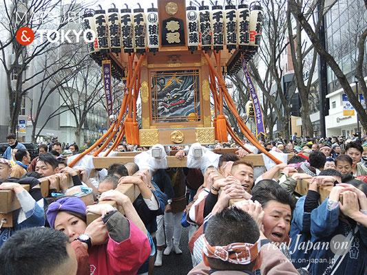 〈建国祭 2019.2.11〉新宿ひぐらし ©real Japan'on : kks19-014