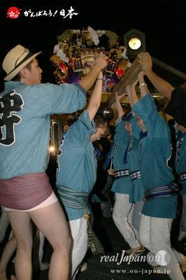 〈八重垣神社祇園祭〉仲町区 @2012.08.04