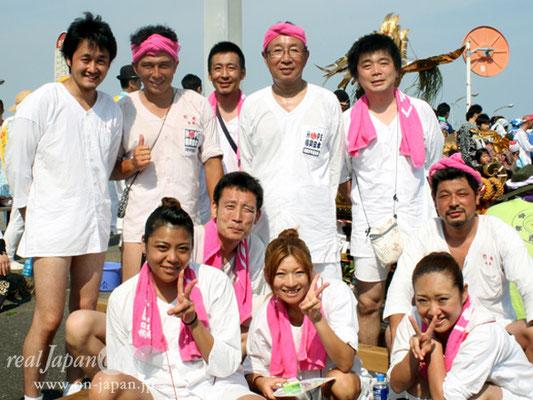 川崎司睦さん。来年4月第3週末「かわさき楽大師まつり」神輿出します!
