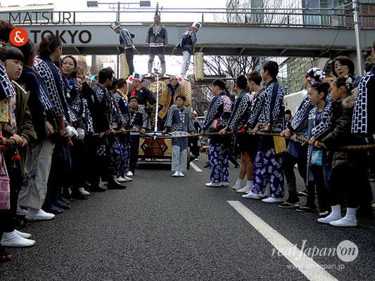 〈建国祭 2018.2.11〉立川同心會 ©real Japan'on : kks18-003