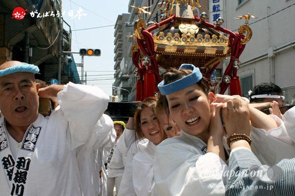湯島天満宮例大祭〈湯島会〉@2012.05.27