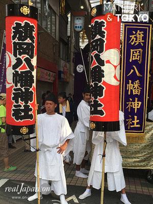 旗岡八幡神社 宮神輿完成披露渡御 2017年7月16日 HHJMM_014