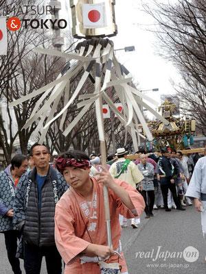 〈建国祭 2018.2.11〉 川崎道祖神 ©real Japan'on : kks18-027