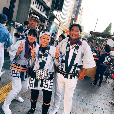 〈GP-19003〉 浦安當穆 坂本真実さん:上野五條天神社例大祭・2019年4月25日