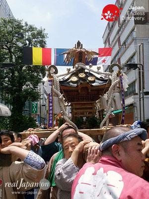 2018 第13回みこしコラボレーションinイセザキ「神輿保存会 京濱連合」_YH18_002