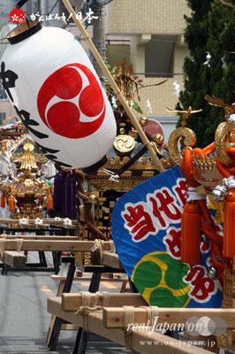 浦安三社祭〈当代島・連合渡御〉 @2012.06.17