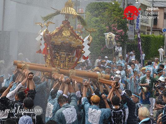 〈八重垣神社祇園祭〉下出羽町区 @2017.08.05 YEGK17_028