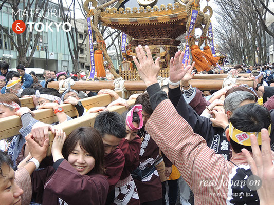 〈建国祭 2019.2.11〉鯱睦連合 ©real Japan'on : kks19-017
