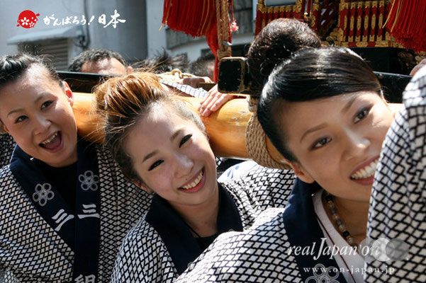 湯島天満宮例大祭〈三組町会〉@2012.05.27