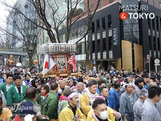 〈建国祭 2019.2.11〉萬歳會二の会 ©real Japan'on : kks19-004