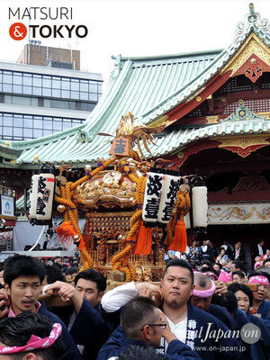 〈神田祭 2017.5.14〉淡路町一丁目町会 ©real Japan'on -knd17-020