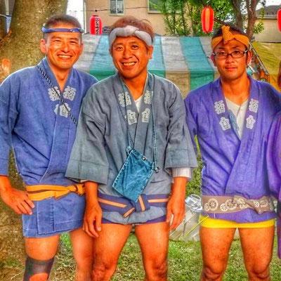 〈GP-19005〉 渡邊 政彦さん:みやしろ町民祭り・2019年8月18日