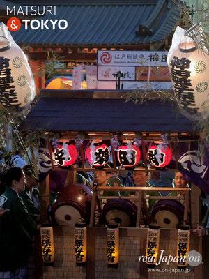 〈神田祭 2017.5.14〉神田囃子保存会 ©real Japan'on -knd17-048
