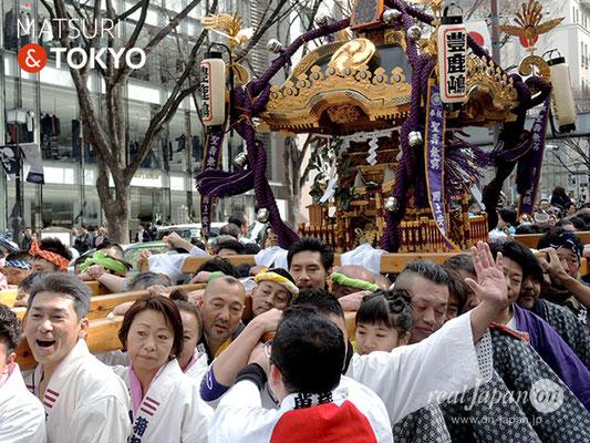 〈建国祭 2018.2.11〉萬歳會 2 (豊鹿嶋) ©real Japan'on : kks18-008