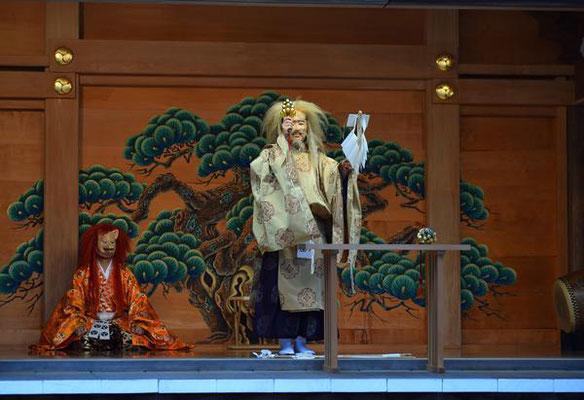 北澤八幡神社例大祭_003 ©北澤八幡秋祭り実行委員会