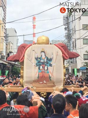 つきじ獅子祭 2017年6月11日【宮元町会】TKJSS17_007