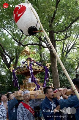 〈王子神社例大祭〉王子本町三丁目町会 @2012.08.05