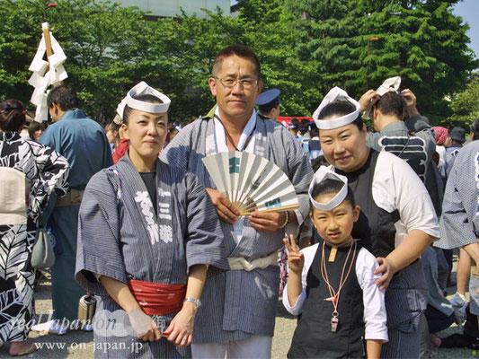 浅一さん。浅草は大人神輿より子供神輿の数の方が多いんだよ。つまり次世代に引き継ぐ心があるんだよね。