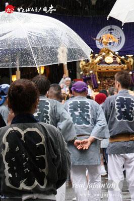 〈鉄砲洲祭〉@2012.05.04